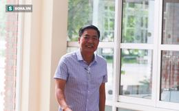 """Nóng: Ông Trần Mạnh Hùng từ chức sau bê bối đòi """"xử"""" Phó ban trọng tài"""