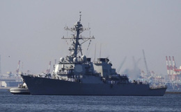 Mỹ củng cố tên lửa tại Đông Á trước ngày gặp Triều Tiên