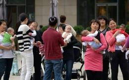 Trung Quốc xem xét bỏ giới hạn sinh con vào năm 2019