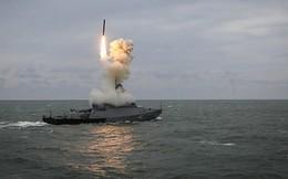 """Tàu chiến """"sát thủ"""" của Nga tại Địa Trung Hải sẵn sàng phủ đầu NATO"""