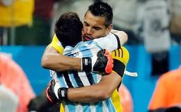 """""""Vệ sĩ"""" từ Man United nhận tin dữ, mộng World Cup của Messi bị giáng đòn nặng nề"""