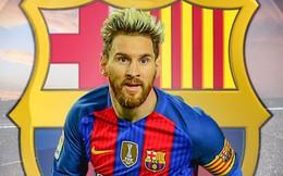 Messi muốn gắn bó trọn đời với Barca, sợ Neymar đến Real