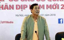 Cựu Phó Chủ tịch VPF Trần Mạnh Hùng thôi ứng cử Phó Chủ tịch VFF