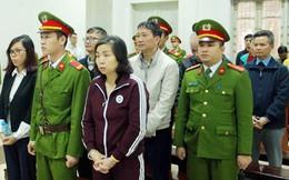 Bị cáo Trịnh Xuân Thanh rút đơn kháng cáo