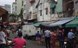Cụ bà tử vong trong tư thế ngồi ở Sài Gòn