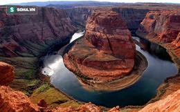 Bí mật có 1-0-2 của hẻm núi bị bào mòn hàng triệu năm tại Mỹ