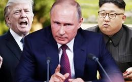 TT Putin rất tiếc vì ông Trump hủy thượng đỉnh Mỹ-Triều, dù ông Kim đã tuân thủ cam kết