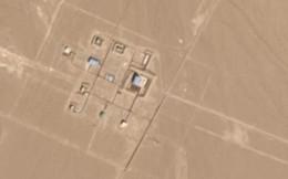 Chương trình truyền hình Iran làm lộ căn cứ tên lửa bí mật trên sa mạc