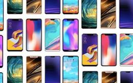 """iPhone X có """"tai thỏ"""" vì công nghệ mới, còn các hãng Android có """"tai thỏ"""" là để cho giống iPhone X"""