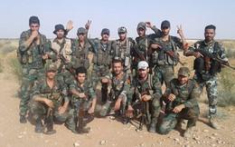 Quân đội Syria đập tan IS tấn công, diệt hàng loạt tay súng khủng bố trên sa mạc Homs