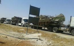 """Chiến dịch Nam Syria của Quân chính phủ: """"Nấm mồ tập thể"""" đã đào sẵn ở Daraa"""