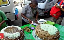 Có ai ngờ được người Ấn ăn 'bún' cùng sữa dừa và đó lại là một món đặc sản