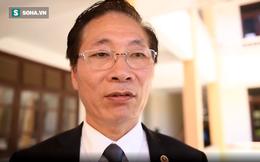 """Ngoài phòng xử án, ĐBQH Nguyễn Chiến nói về """"10 chữ BS Lương không chấp nhận và đã xóa đi"""""""