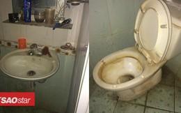Cô gái đăng ảnh 'trình' ở bẩn của bạn cùng nhà, thử hỏi ai dám yêu anh chàng này để rồi dành cả thanh xuân đi cọ WC