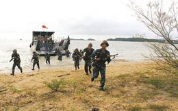 Huấn luyện làm chủ vũ khí, trang bị hải quân