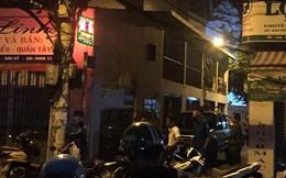 Mâu thuẫn chuyện tiền bạc, giang hồ nổ súng dằn mặt nhau ở Sài Gòn
