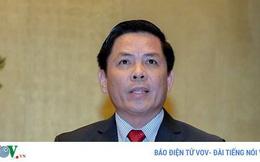 Bộ trưởng Giao thông nằm trong dự kiến trả lời chất vấn trước Quốc hội