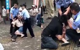 Tìm ra lý do khiến cô gái Trung Quốc cắn chặt lưỡi bạn trai, cảnh sát phải xịt hơi cay vào mặt mới chịu nhả