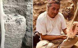 """Phát hiện xác ướp 1.000 năm tuổi trong """"quan tài"""" được bọc kỹ"""