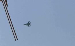 """NÓNG: Tiêm kích Su-34 Nga ở Syria """"truy sát"""" F-16 Israel sang tận vùng trời Lebanon?"""
