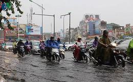 Thời tiết ngày 28/5: Hà Nội cảnh báo có mưa đá, gió giật mạnh