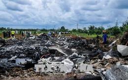 Cuba hoàn tất việc nhận dạng 110 nạn nhân tai nạn máy bay