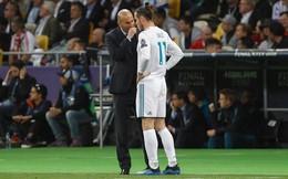 """Zidane """"ghẻ lạnh"""" Gareth Bale, Man United mang 200 triệu bảng đến Bernabeu"""