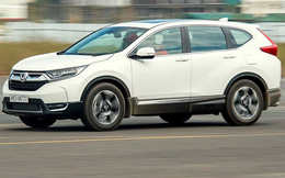 Honda CR-V 2018 đã qua sử dụng rao bán đắt hơn hàng mới 117 triệu đồng
