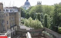 Bí mật dưới lòng đất London