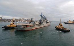 Chiến hạm Nga thăm hữu nghị đồng minh của Mỹ tại Đông Nam Á