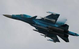 """Nga: Su-34 đánh chặn máy bay Israel trong không phận Lebanon chỉ là """"bịa đặt"""""""