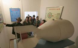 Trung Quốc chạy đua vũ khí hạt nhân