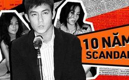 6 mỹ nhân liên luỵ từ scandal ảnh nóng của Trần Quán Hy: Người tìm được chân ái, kẻ biến mất hoàn toàn khỏi showbiz