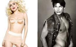 Mẫu nam 6 múi trong MV của Lady Gaga bị bắt vì ăn trộm quần lót nữ