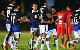 Giải đấu khó tin: Thái Lan thua mất mặt, Campuchia tranh ngôi vô địch với Timor Leste