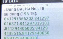 SIM rác số đẹp nằm ngoài 'cơn sốt' bổ sung ảnh chân dung?