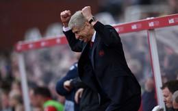 HLV Wenger mơ cái kết tuyệt đẹp cùng Arsenal