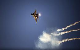 NÓNG: Chiến đấu cơ và trực thăng Israel phản đòn - Tấn công đồng loạt 25 mục tiêu Hamas