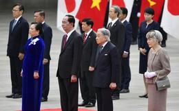 Điều đặc biệt khi Nhật hoàng chiêu đãi Chủ tịch nước Trần Đại Quang