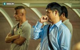 Chủ tịch Nguyễn Hữu Thắng căng thẳng trong ngày CLB TP.HCM chấm dứt chuỗi toàn thua