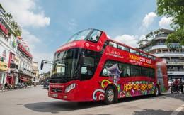 Trọn một buổi trải nghiệm xe buýt 2 tầng - phương tiện mới toanh tại Hà Nội