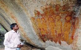 Dấu tích bí ẩn về người ngoài hành tinh ở Ấn Độ từ 10.000 năm trước