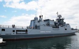 """""""Đặt bẫy"""" thành công tên lửa Tomahawk Mỹ ở Syria, Nga rút tàu chiến hiện đại  về nước"""