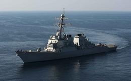 Việt Nam lên tiếng về việc tàu Mỹ tới gần các đảo ở Hoàng Sa