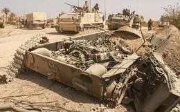 """Chiến dịch """"Tự do Iraq"""" của Mỹ lật đổ Tổng thống Saddam Hussein"""