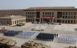 Lầu Năm Góc cáo buộc Trung Quốc phóng laser làm bị thương 2 lính Mỹ