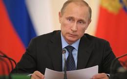 """Putin bất ngờ """"trảm"""" thêm 5 tướng lĩnh Nga"""