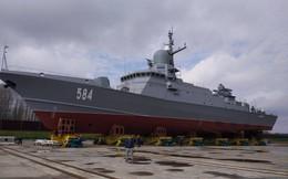 Bức ảnh hé lộ điều bất ngờ về chiến hạm tàng hình từng gây thất vọng lớn của Hải quân Nga