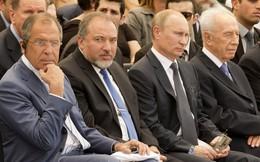 Lời gửi gắm đặc biệt của Israel tới Nga