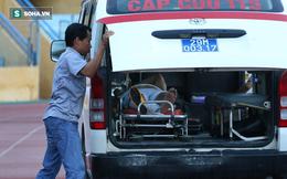 Cầu thủ Viettel nhập viện sau pha phạm lỗi của cựu cầu thủ U23 Việt Nam